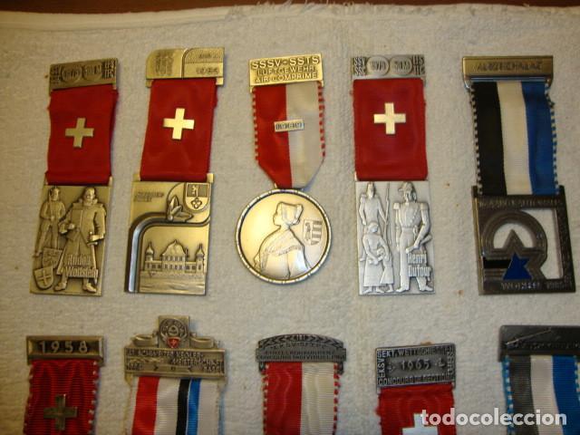 Medallas temáticas: IMPRESIONANTE COLECCION DE 120 MEDALLAS ORIGINALES TODAS EN PERFECTO ESTADO VER FOTOS - Foto 29 - 108445123