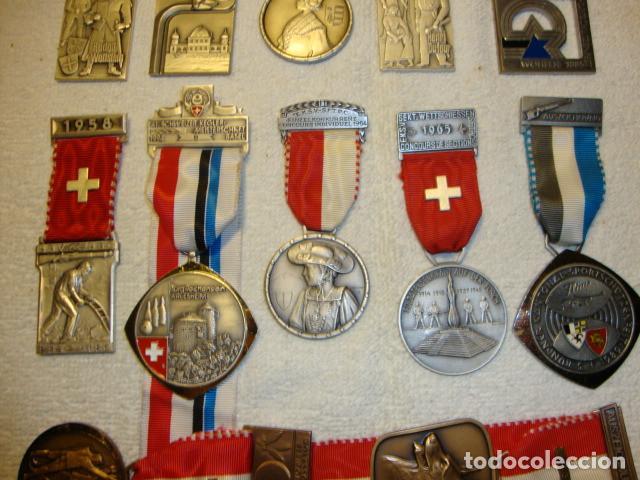 Medallas temáticas: IMPRESIONANTE COLECCION DE 120 MEDALLAS ORIGINALES TODAS EN PERFECTO ESTADO VER FOTOS - Foto 30 - 108445123