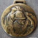 Medallas temáticas: MEDALLA DE BOMBERO SALVADOR - FRANCIA, GEORGE CONTAUX (RARA). Lote 110063027