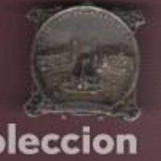 Medallas temáticas: MEDALLA CHAPA RECUERDO DE LA EXPO. BARCELONA 1929 PLATEADO. Lote 111104095
