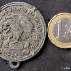 Medallas temáticas: MEDALLA, JUEGOS DE LA XIX OLIMPIADA MEXICO1968. Lote 111346927