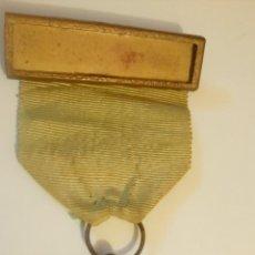Medallas temáticas: MEDALLA A CAJAL Y MONAKOW DEL V CONGRESO INTERNACIONAL DE NEUROLOGIA LISBOA 1953 RARA. Lote 111700735