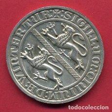 Medallas temáticas: MEDALLA PLATA , PUBLICIDAD WINTERTUR 800 JAHRE 1980 , NUMERADA , ORIGINAL , B10. Lote 112345343