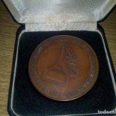 Medallas temáticas: MEDALLA DE INGENIEROS TÉCNICOS DE TELECOMUNICACIÓN. MADRID 1976. EN ESTUCHE. Lote 113166823