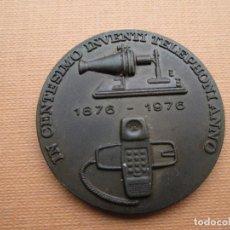 Medallas temáticas: MEDALLA COMPAÑIA TELEFONICA NACIONAL DE ESPAÑA 1976. Lote 113938295