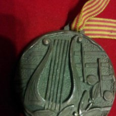 Medallas temáticas: MV-20.- MEDALLA.- 75 ANIVERSARIO DE -- CORAL ELS TROBADORS.- ANTICS DESESPERATS, 1902-1977, . Lote 114474671