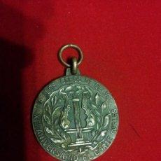 Medallas temáticas: MV-25.- MEDALLA.- A LOS COROS DE CLAVE.- XIII- ANIVERSARIO -EL CORTE INGLES- BARCELONA SEP-1975. Lote 114475743