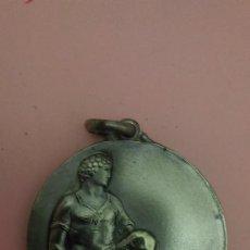 Medallas temáticas: MV-53.- MEDALLA-- TROFEO-- ALEX SENTIS -- 1954. Lote 114477747
