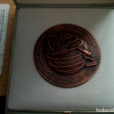 Thematic medals - XIX INTERNATIONAL CONGRESS OF THE INTERNATIONAL ACADEMY OF PATHOLOGY. 1992 MADRID - 114576103