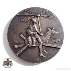 Medallas temáticas: EXPOSICIÓN MONOGRAFICA DE LA INVENTIVA ESPAÑOLA. Lote 116701287