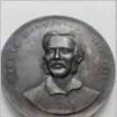 Medallas temáticas: MEDALLA MEDALLA DE LA ENTREGA DE LA BANDERA DEL COMBATE AL SUBMARINO S 33 NARCISO MONTURIOL . Lote 116741519