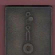 Medallas temáticas: MEDALLA ESCOLA DEL TREBALL 75 ANIVERSARI - BARCELONA 1988 . Lote 118888871