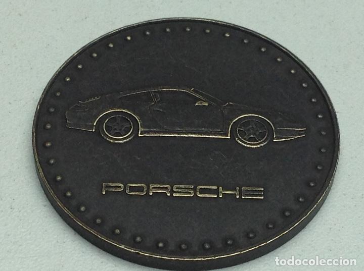 Medallas temáticas: MEDALLA PORSCHE 2005 - MEDALLA PUBLICITARIA DE AUTOMOVIL - Foto 3 - 119601503