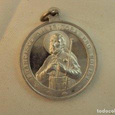 Medallas temáticas: MEDALLA RELIGIOSA ANTIGUA SAN FRANCISCO JAVIER CASTILLO . Lote 119922055