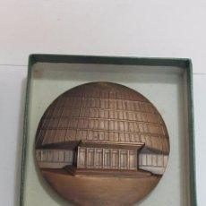 Medallas temáticas: MEDALLA GRANDE DE BRONCE, EXPOSICIÓN DE FILATELIA 1975. Lote 120221679
