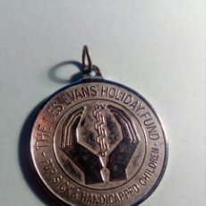 Medallas temáticas: MEDALLA PLATEADA. Lote 120440499