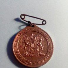 Medallas temáticas: ANTIGUA MEDALLA. Lote 120440634