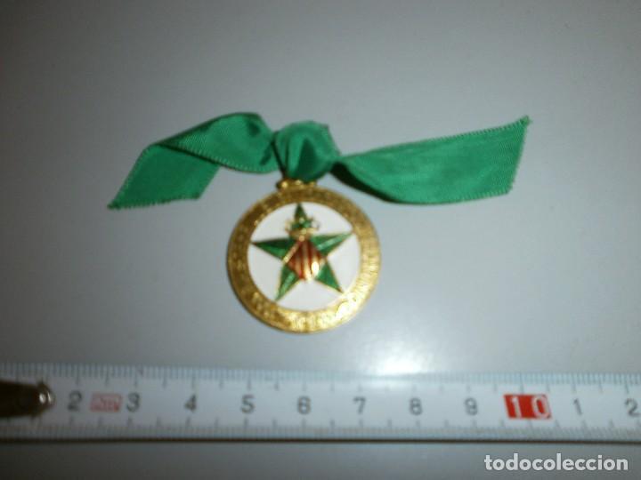 MEDALLA 1964 XXV HISPANA JUBILEA KONGRESO DE ESPERANTO (Numismática - Medallería - Temática)