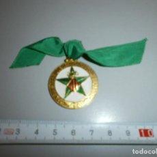 Medallas temáticas: MEDALLA 1964 XXV HISPANA JUBILEA KONGRESO DE ESPERANTO. Lote 121765979