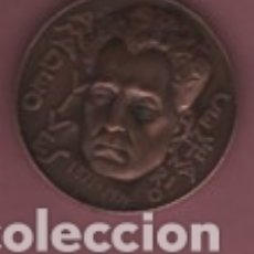 Medallas temáticas: MEDALLA CENTENARIO - AMADEO VIVES - 1871 1971I. Lote 121862363