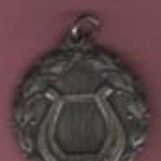 Medallas temáticas: MEDALLA ESCUELA COLEGIO H.H. MARISTAS CURSO INMACULADA 1960. Lote 122300735