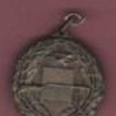 Medallas temáticas: MEDALLA ESCUELA COLEGIO H.H. MARISTAS CURSO INMACULADA 1960 - TIRO DIANA. Lote 122300999