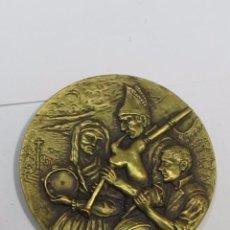 Medallas temáticas: MEDALLA CONMEMORATIVA DE GALICIA - FIRMADA J.M. ACUÑA. Lote 123348431