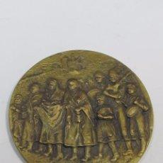 Medallas temáticas: MEDALLA CONMEMORATIVA - FIRMADA J.M. ACUÑA. Lote 123349295