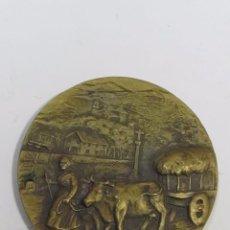 Medallas temáticas: MEDALLA CONMEMORATIVA DE GALICIA - FIRMADA J.M. ACUÑA. Lote 123349391