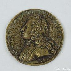 Medallas temáticas: MEDALLA IOANNES V.D.G., PORT ET. ALG. REX. MIDE 5 CMS.. Lote 124026787