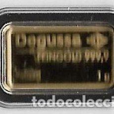 Medallas temáticas: ORO. LINGOTE DE 1 GRAMO 999,9. Lote 183796866