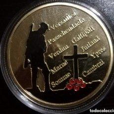 Medallas temáticas: I GUERRA MUNDIAL. Lote 125245095