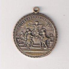 Medallas temáticas: MEDALLA NUMERADA DE LA MUTUA GENERAL DE SEGUROS DE LA PRIMERA MITAD DEL SIGLO XX. (MD80). Lote 125297183