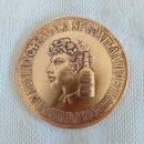 Medallas temáticas: MEDALLA TERRY CAMBORIO - HOMENAJE A FEDERICO GARCÍA LORCA - Ø 7,5 CM.. Lote 126730007