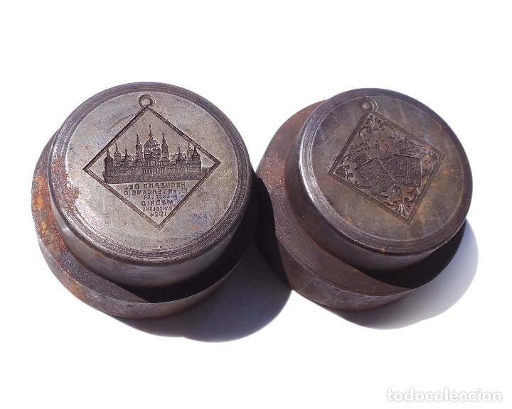 Medallas temáticas: TROQUEL.- MEDALLA RECUERDO PRIMER INTERCAMBIO ESCOLAR MADRID 1924 - Foto 9 - 127791135