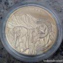 Medallas temáticas: INTERESANTE MONEDA PLATA DE HANNIBAL GENERAL CARTAGINÉS DE LOS MAS GRANDES DE LA HISTORIA. Lote 127828643