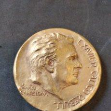 Medallas temáticas: MEDALLA F.XAVIER CALICO REBULL. BARCELONA 1907-1983. Lote 129726044