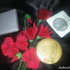 Medallas temáticas: MEDALLA- MEDALLÓN CONMEMORATIVO DEL VII CENTENARIO DE LA CONSAGRACIÓN AL CULTO- CATEDRAL DE LEÓN. Lote 131089632