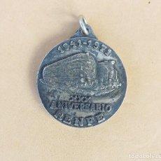 Medallas temáticas: MEDALLA DEL XXX ANIVERSARIO DE RENFE 1941 - 1971. Lote 131387970