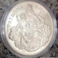 Medallas temáticas: BONITA MONEDA PLATA DE ALEMANIA BAYERN DE LA PATRONA DE BAVIERA Y LUDWIG II VON BAYERN. Lote 131480122