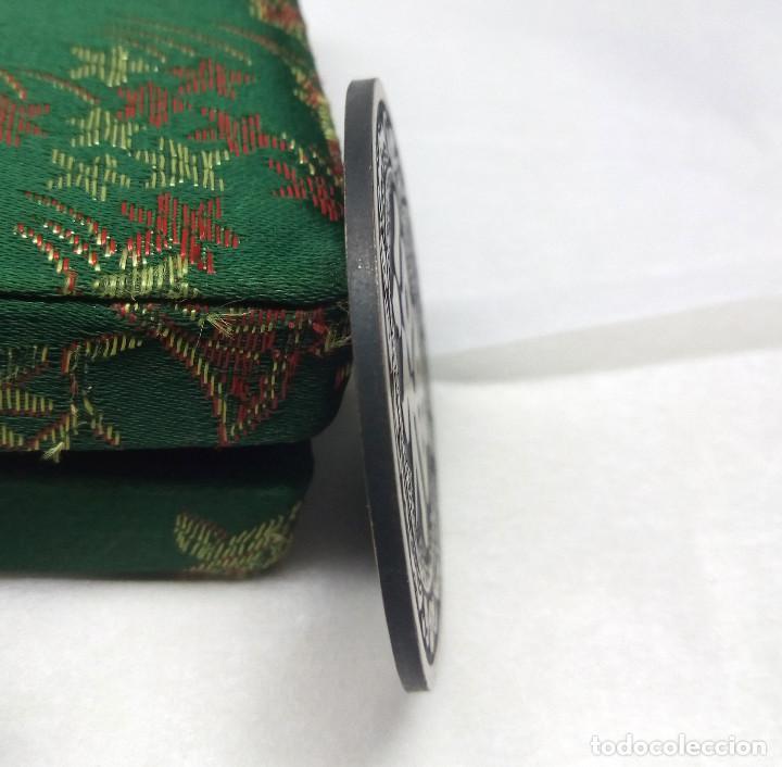 Medallas temáticas: COLECCIÓN DE 4 MEDALLAS CONMEMORATIVAS CHINAS EN SU ESTUCHE - Foto 7 - 132429262