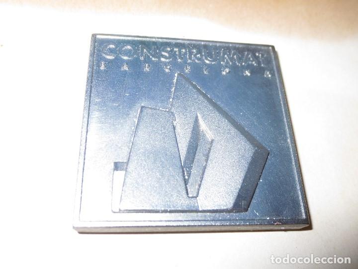 Medallas temáticas: DE ARQUITECTURA ANTIGUA MEDALLA O DISTINTIVO CONSTRUMAT BARCELONA 1997 - Foto 7 - 133213314