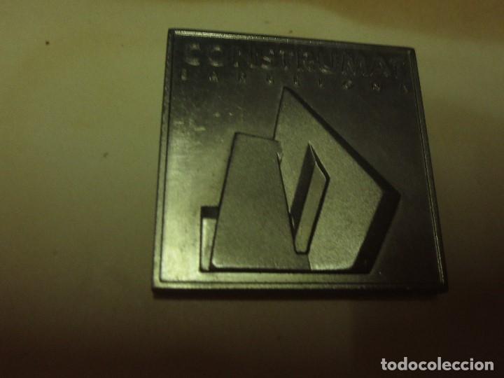Medallas temáticas: DE ARQUITECTURA ANTIGUA MEDALLA O DISTINTIVO CONSTRUMAT BARCELONA 1997 - Foto 3 - 133213314