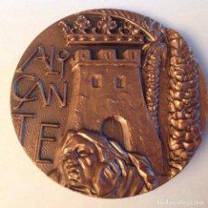 Medallas temáticas: MEDALLA DE ALICANTE, FNMT, 8 CMS.. NUEVA.. Lote 133404602