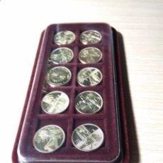 Medallas temáticas: COLECCIÓN MEDALLAS CONMEMORATIVAS DE LAS OLIMPIADAS . Lote 133588818