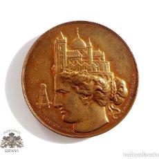 Medallas temáticas: MEDALLA - ARCHITECTES FRANCAIS - SOCIEDAD DE ARQUITECTOS FRANCESES - 3,4 CM DE DIÁMETRO. Lote 134791646