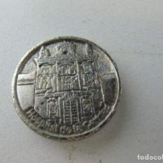 Medallas temáticas: MONEDA HOSPITAL DE LA CARIDAD. PERIÓDICO ABC. TAMAÑO 2,8 CM. Lote 135145310