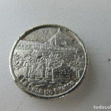 Medallas temáticas: MONEDA LA CASA DE PILATOS. PERIÓDICO ABC. TAMAÑO 2,8 CM. Lote 135145590