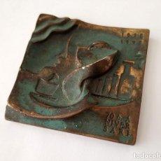 Medallas temáticas: ANTIGUA MEDALLA CONMEMORATIVA BRONCE FEDEFARMA 70 ANIVERSARI 1928 - 1998 FARMACIA. Lote 135747554