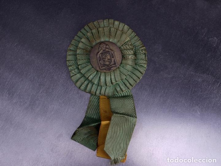PREMIO MEDALLA FLOR HIPICA (Numismática - Medallería - Temática)